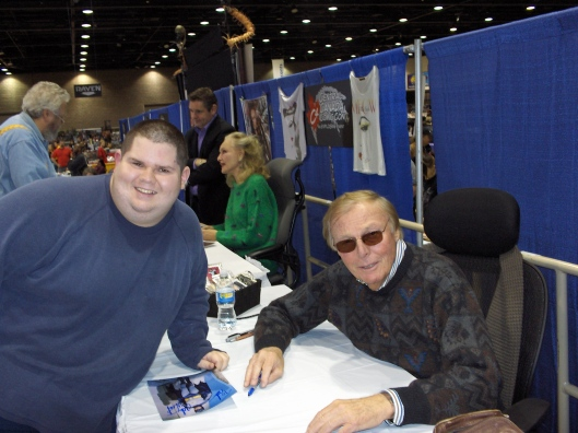 Adam West comicon 2009